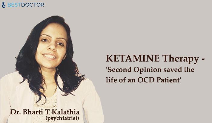 KETAMINE therapy