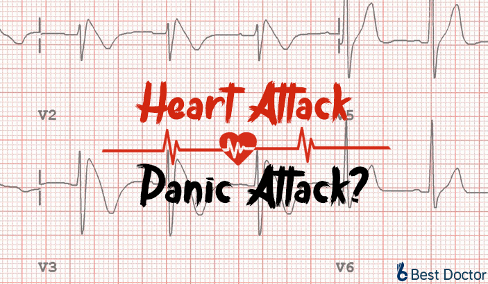 Heart Attack Or Panic Attack